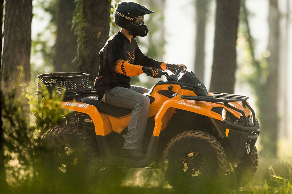 Rent can am off-road quad adrenalinskih vozila