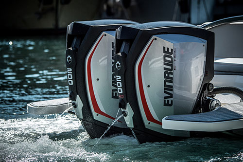Buy Evinrude outboard engines, Croatia
