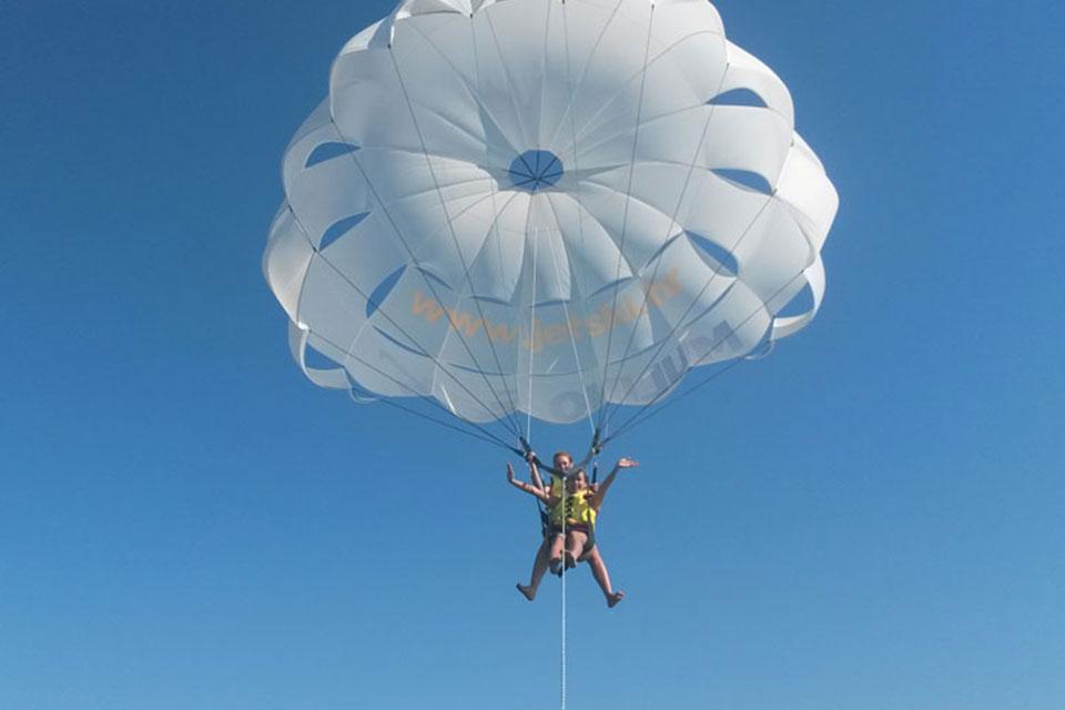 Parasailing - Watersports - let padobranom, Krk - Hrvatska
