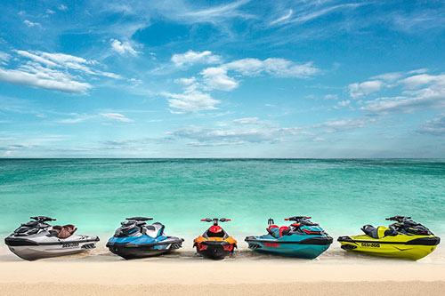 Buy Sea Doo jet skis, Croatia