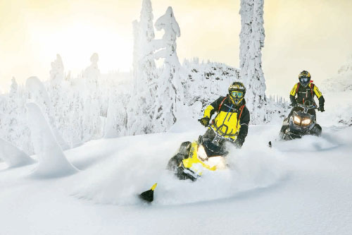 Buy Ski Doo Motor Sledges, Croatia