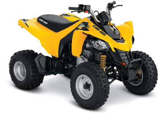 Can Am OUTLANDER DS 250 INT 2018