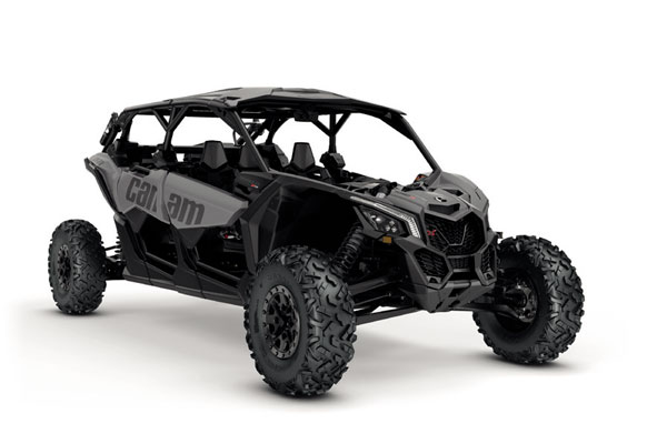 Can Am MAVERICK MAX X rs TURBO INT 2018