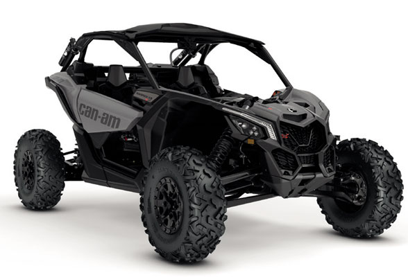 Can Am MAVERICK X rs TURBO INT 2018