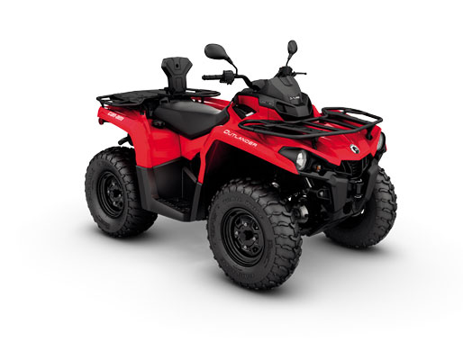 Can Am Quad Outlander 450 T3