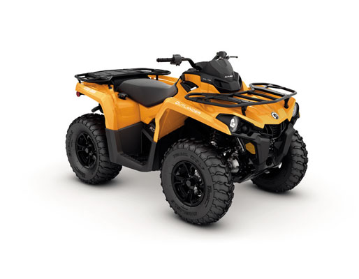 Can Am Outlander DPS 570 INT 2018