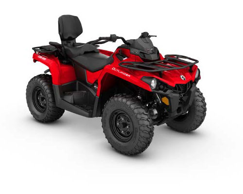 Can Am Outlander MAX 450 INT 2018