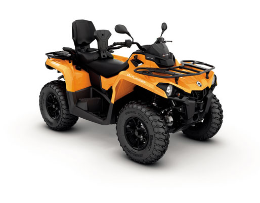 Can Am Outlander DPS 450/570 T3 2018