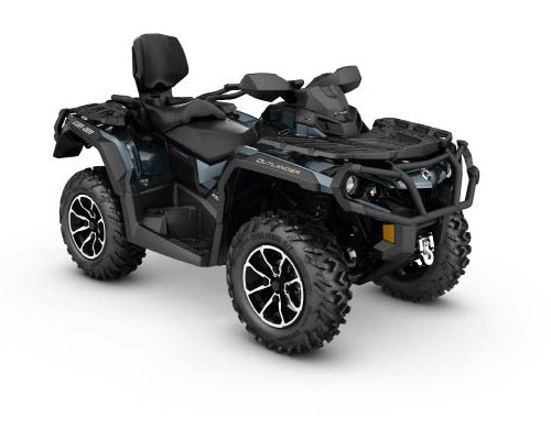 Can Am Outlander Limited 1000R INT 2018