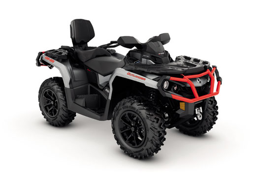Can Am Outlander XT 650 INT 2018