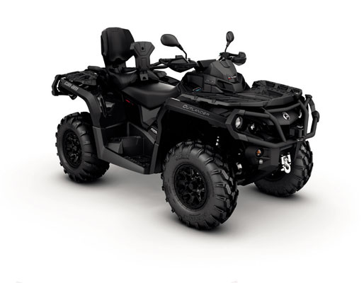 Can Am Outlander XT-P 1000 T3 2018
