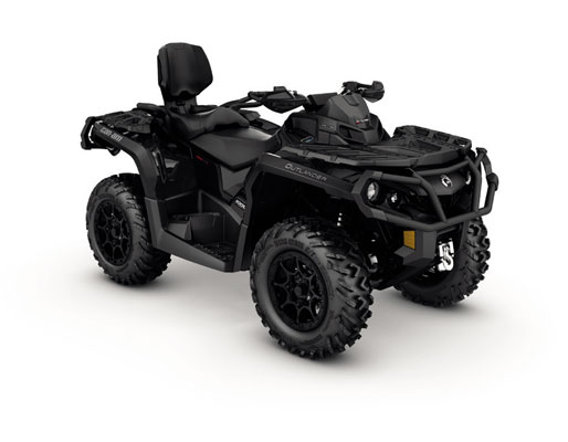 Can Am Outlander XT-P 1000R INT 2018