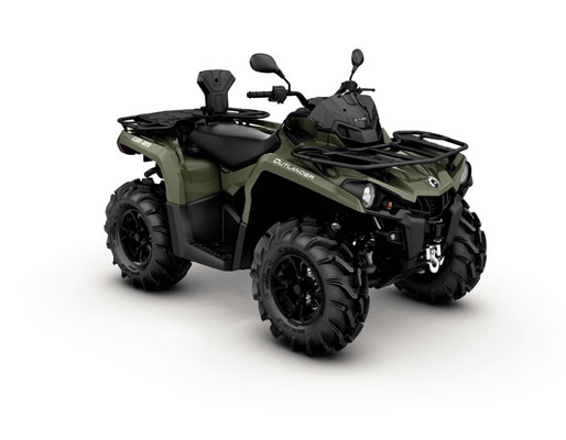 Can Am Outlander PRO 450 T3 2018