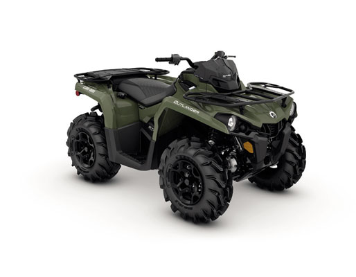 Can Am Outlander PRO 450/570 INT 2018