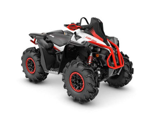 Can Am Outlander RENEGADE X mr 570 INT 2018