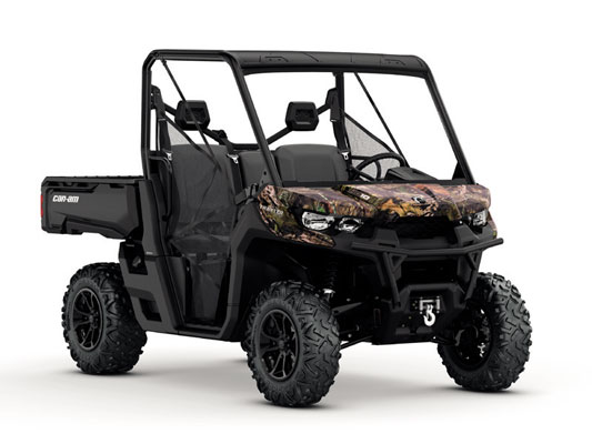 Can Am Taxter XT HD10 Camo INT 2018