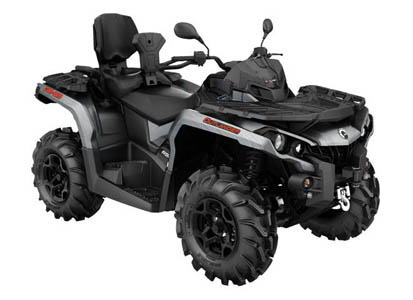 Rent - Miete, Verleih Can-Am 650 max pro ATV quad