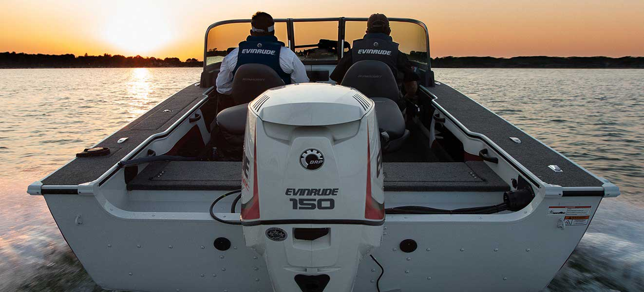 Evinrude outboard engines - Prices