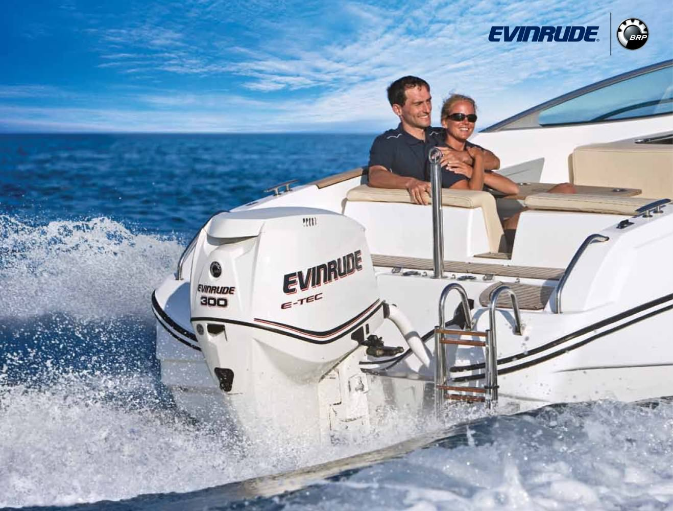 Outboard engines - Evinrude - prices