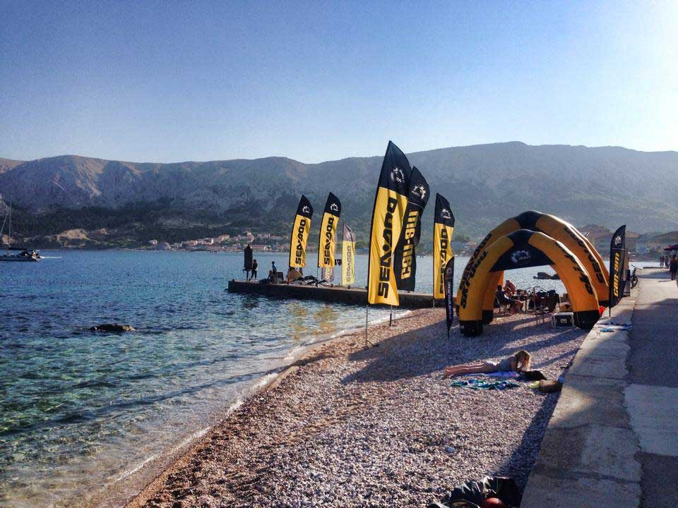 Rent jet ski, jet ski safari, watersports - Baška - Krk