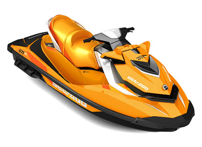 Rent Sea-Doo GTI 130 SE