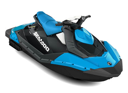 Rent Sea-Doo Spark 3 UP IBR 90 HP