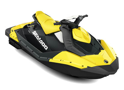 Rent Sea-Doo Spark 2 UP IBR 90 HP