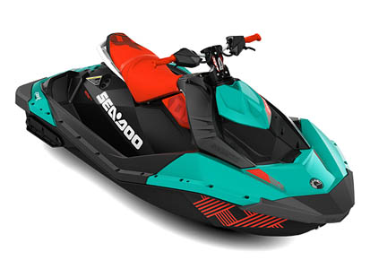 Rent Sea-Doo Spark TRIXX