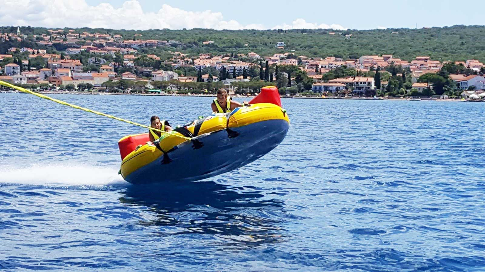 Water sports - tube i sofa | Oto nautika - Hrvatska