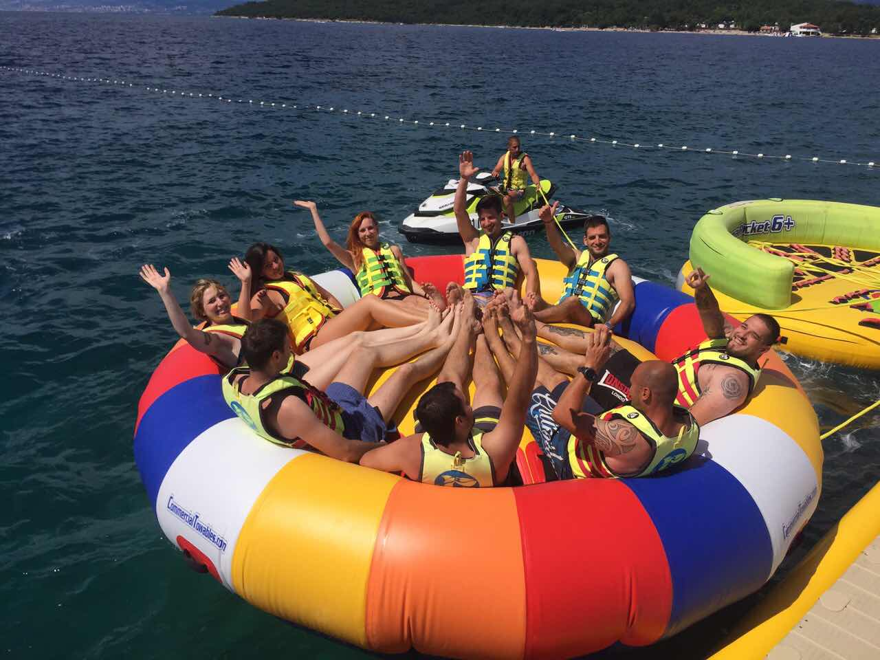 twister, Watersports - Njivice, Malinska, Baška - Krk