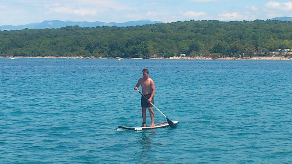 Paddle board | Water sports | Njivice - Krk