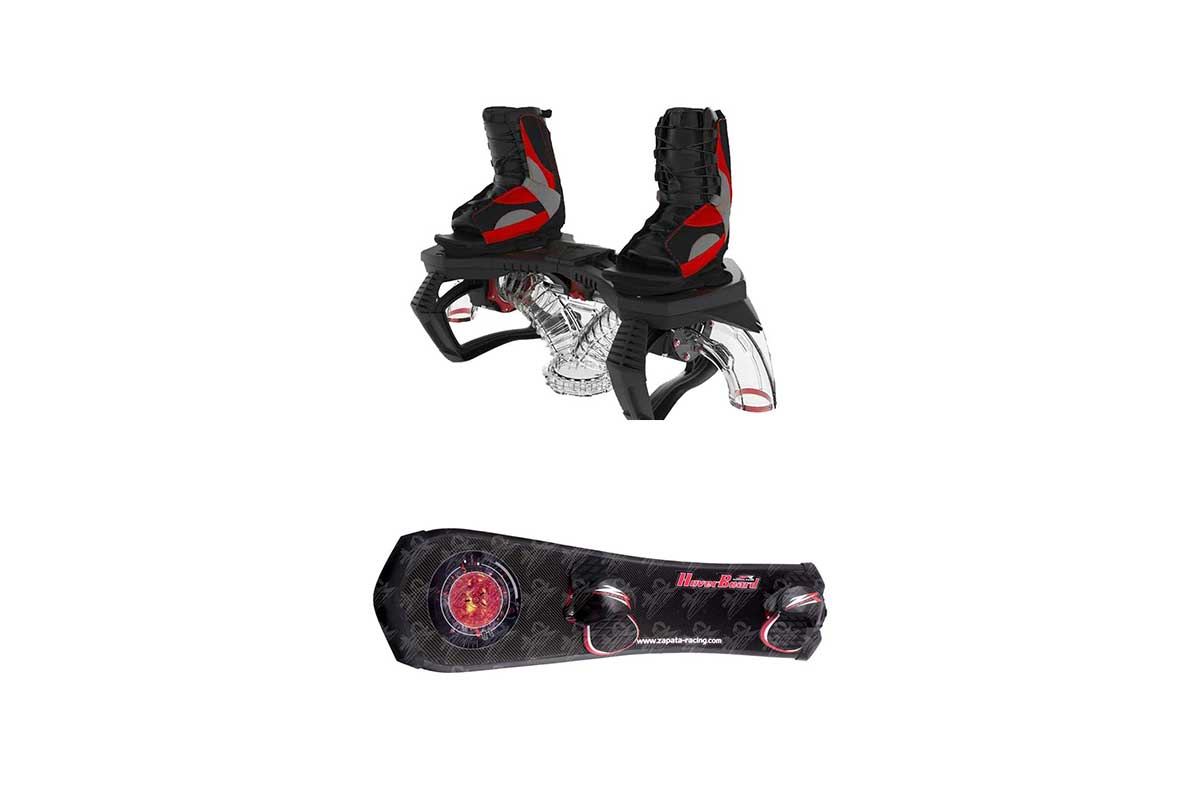 Zapata bundle - Flyboard Pro Series, Hoverboard - ZR03000